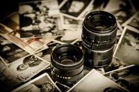 obiektyw i zdjęcia